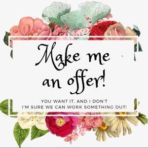 Other - Make an offer! 🌺
